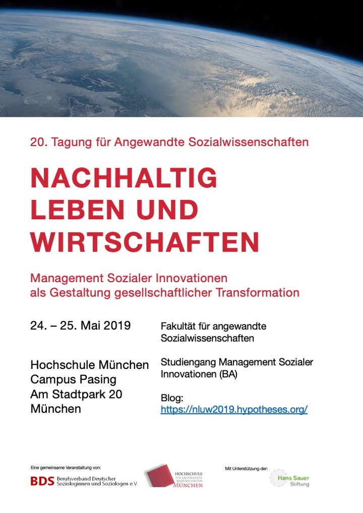 Poster MSI Tagung